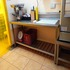 FOR SALE: Stainless Steel Prep Table